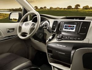 2014 Toyota Sienna dealer in Morristown