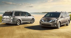 2014 Toyota Sienna in Morristown