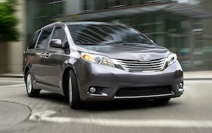 2015 Toyota Sienna dealer serving Summit