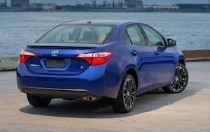 Chatham area 2014 Toyota Corolla S Plus dealership