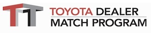 Toyota charitable donation program