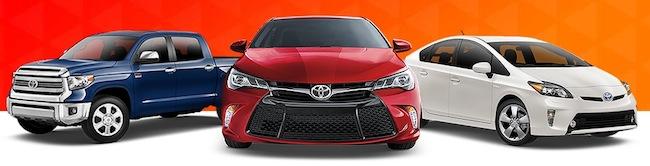 Parsippany area Toyota specials