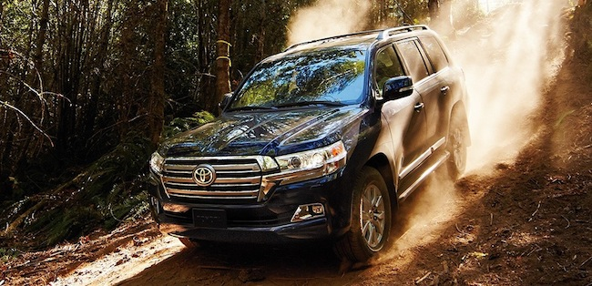 New Toyota Land Cruiser dealers in NJ