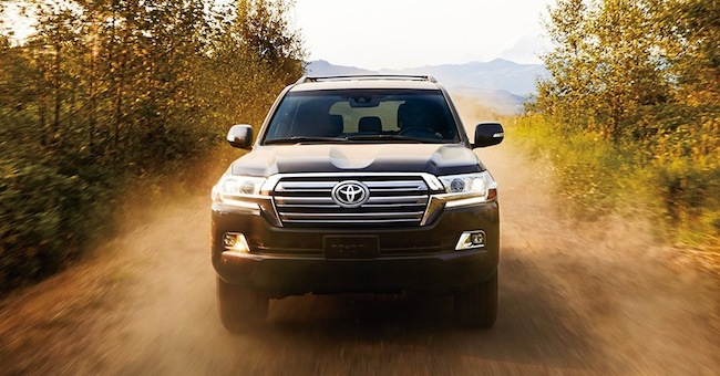 2016 Toyota Land Cruiser dealership NJ