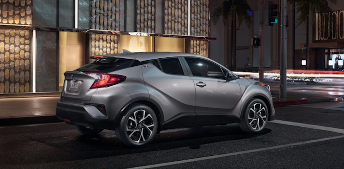 2018 Toyota C-HR available at dealer serving Parsippany