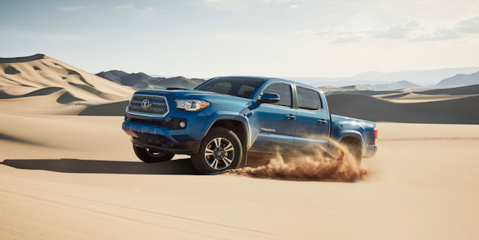 2017 Toyota Tacoma available in NJ
