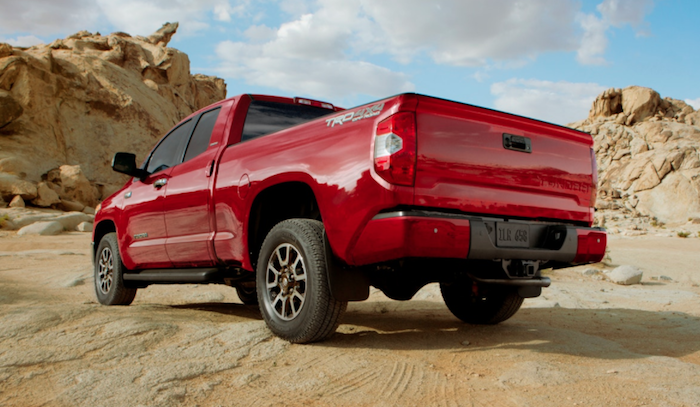 2017 Toyota Tundra available in New Jersey