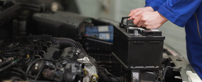 Toyota batteries in Morristown