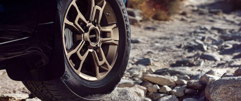 Land Cruiser Heritage Edition Wheels