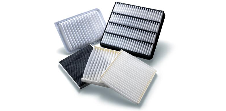 Toyota air filter replacement in New Jersey