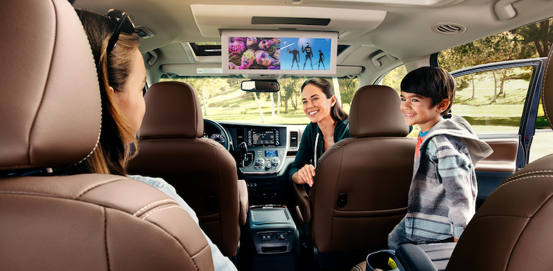 2020 Toyota Sienna for sale in New Jersey